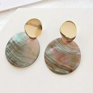 2 for $25 Shell Dangle Earring